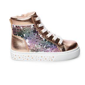 SO® Cheyenne Girls' High Top Shoes