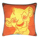 Disney's Lion King Shimmer Pillow