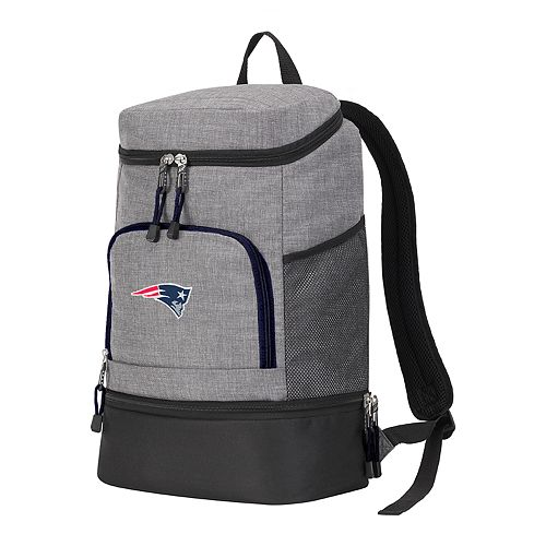 Carry supplies to the game with an NFL logo backpack