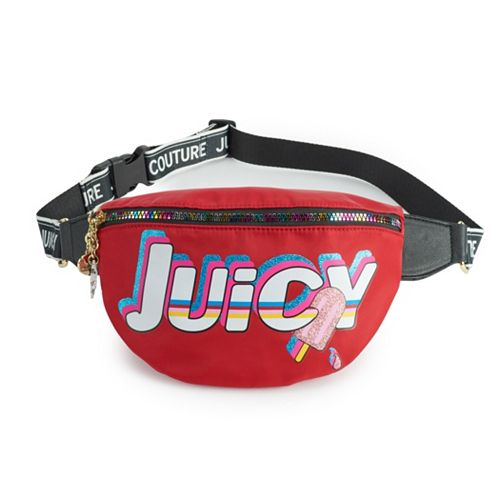 Women's Juicy Couture Speed Racer Belt Bag