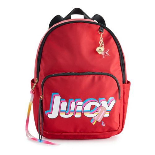 Juicy Couture Speed Racer Backpack