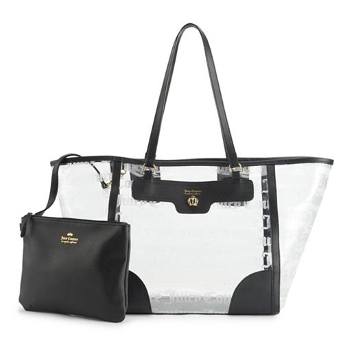 Women's Juicy Couture Clear Skies Large Tote