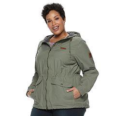 b63d55ac17e Plus Size Columbia Cultus Lake Hooded Anorak Jacket