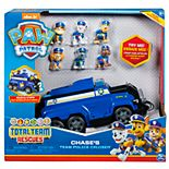 Spin Master PAW Patrol Total Team Rescues