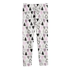 Girls 4-10 Jumping Beans® Print Full-Length Leggings