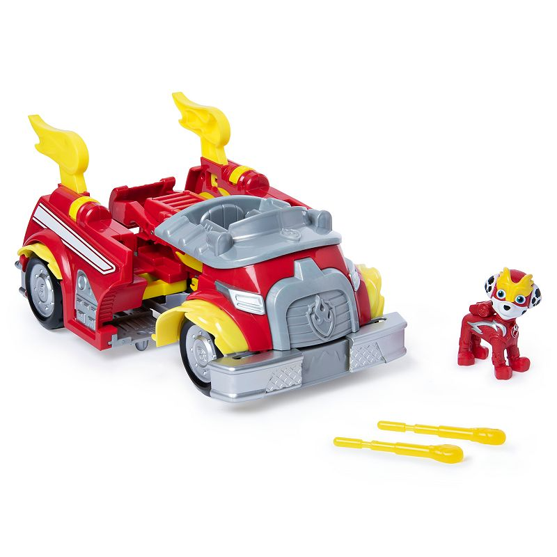 Spin Master PAW Patrol Marshall's Transforming Fire Truck