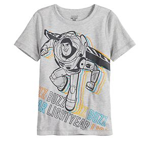 Disney / Pixar Toy Story Buzz Lightyear Toddler Boy Adaptive Graphic Tee by Jumping Beans®