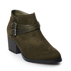 44bfbc27945 Womens Green Boots - Shoes | Kohl's
