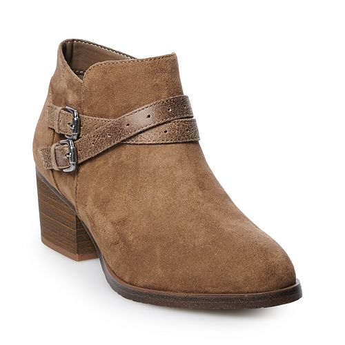 Sonoma Goods For Life™ Esme Women's Ankle Boots by Sonoma Goods For Life