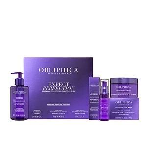 Obliphica Seaberry Expect Perfection Thick/Coarse Regimen