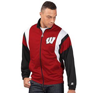 Men's Wisconsin Badgers Starter Jacket