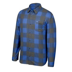 Men's NCAA Kentucky Wildcats Flannel Shirt