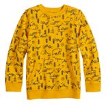 Toddler Boy Jumping Beans® Adaptive Fleece Sweatshirt