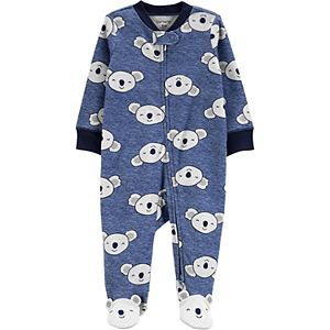Baby Boy Carter's Koala 2-Way Zip Sleep & Play