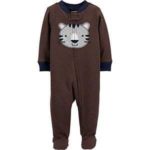 Baby Boy Carter's Tiger 2-Way Zip Sleep & Play
