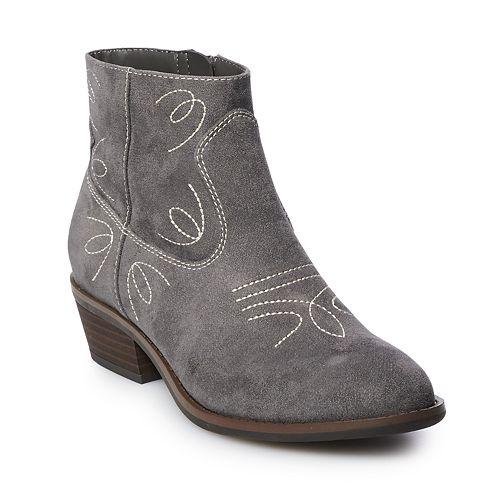 SONOMA Goods for Life™ Sandrine Women's Western Boots