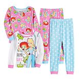 Toddler Girl's Disney's Toy Story Top & Bottoms Set