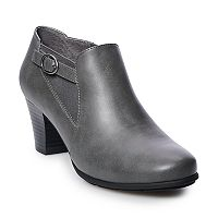 Deals on Croft & Barrow Ines Womens Ankle Boots