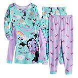 Toddler Girl's Disney's Vampirina Top & Bottom Pajama Set