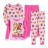 Toddler Girl's PAW Patrol Top & Bottom Pajama Set