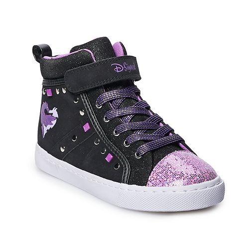 Disney D-Signed Wickedly Cool Girls' High Top Shoes