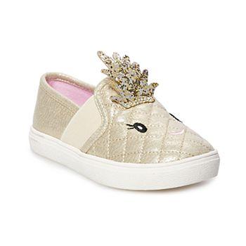 Self Esteem Crown Toddler Girls' Sneakers