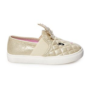 Self Esteem Crown Toddler Girls' Sneakers
