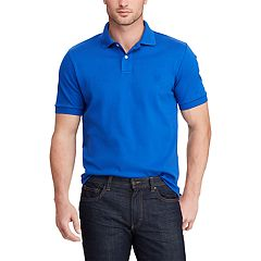 Men's Chaps Classic-Fit Interlock Polo