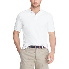 d96cd7ea1e Men's Chaps Classic-Fit Interlock Polo