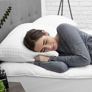 SensorPEDIC All Seasons Reversible Pillow - 2 Pack