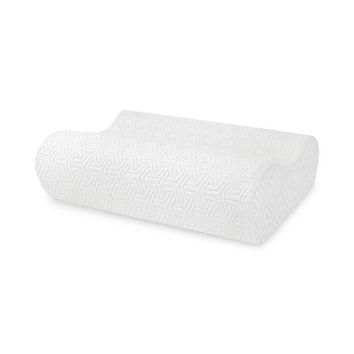 SensorPEDIC Gel-Infused Memory Foam Contour Pillow