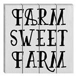 Artissimo Farm Sweet Farm Wood Pallet