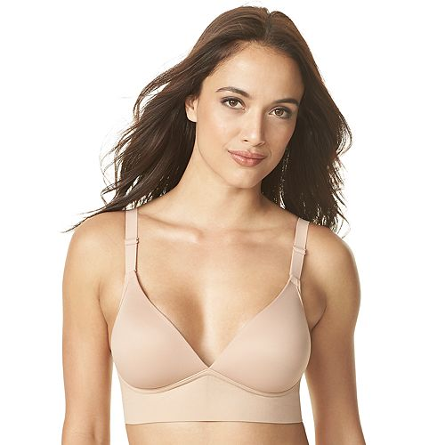 Warner's Elements of Bliss Wire-Free Contour Bra RM3741A