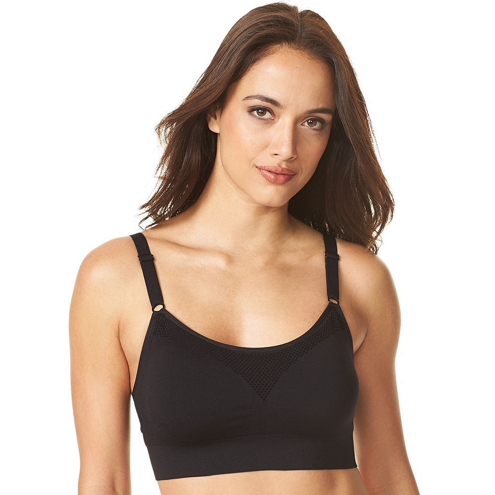 Warner's Easy Does It Wire-Free Breathable Bra RQ3451A