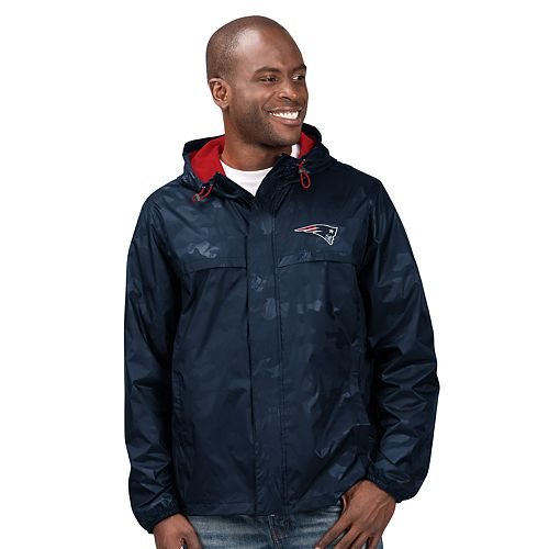 Men's New EnglandPatriots The Force Out Jacket