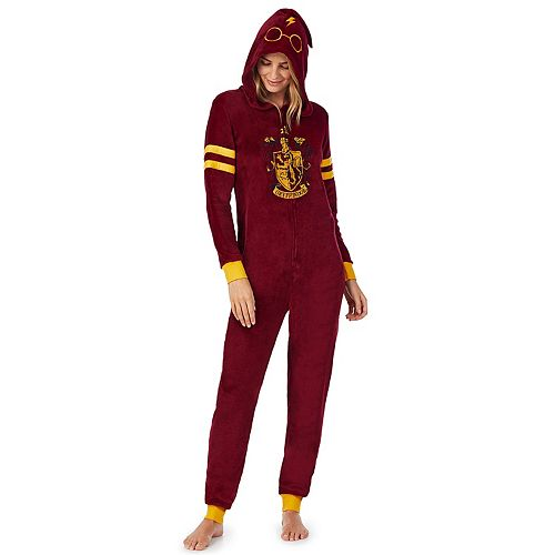Juniors' Harry Potter Union Suit by Licensed Character