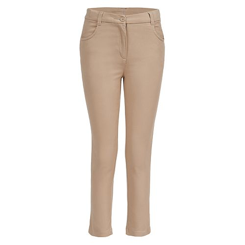 Girls Chaps 4-16 Stretch Pants