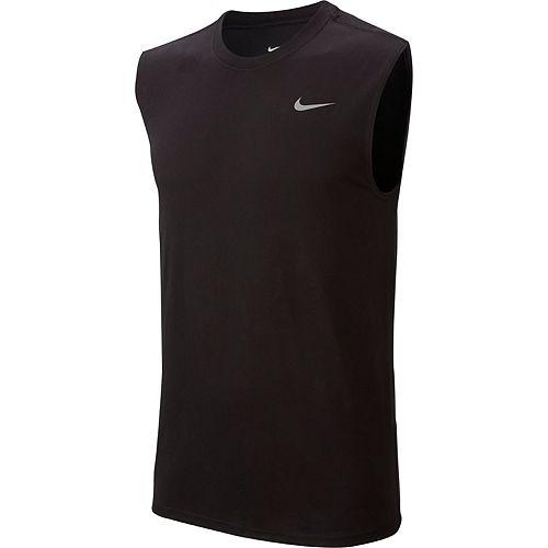 Big & Tall Nike Performance Training Sleeveless Tee