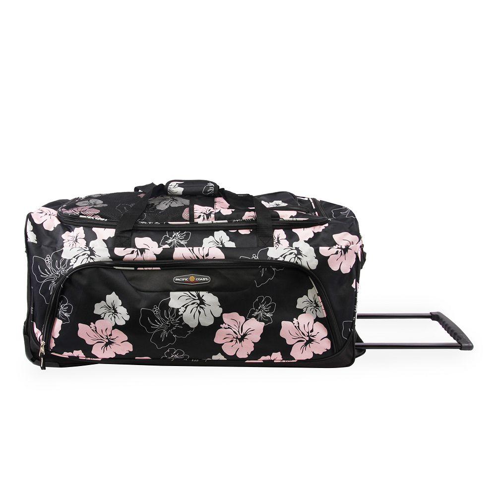 Pacific Coast 32-Inch Large Wheeled Duffel Bag