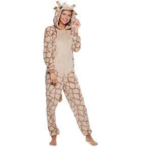 Juniors Peace, Love & Dreams Giraffe Onesie