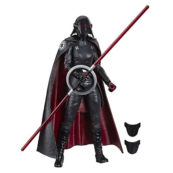 The Galactic Empire Throne Room Roblox Star Wars The Black Collection Second Sister Inquisitor Toy Action Figure By Hasbro