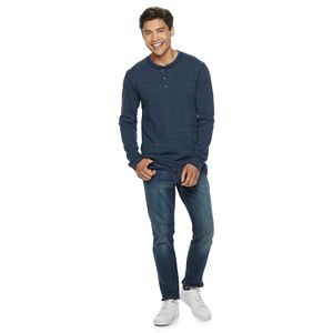 Men's SONOMA Goods for Life® Supersoft Thermal Henley