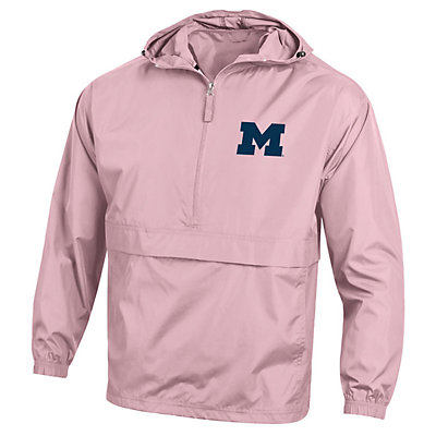 Men's Michigan Wolverines Packable Jacket
