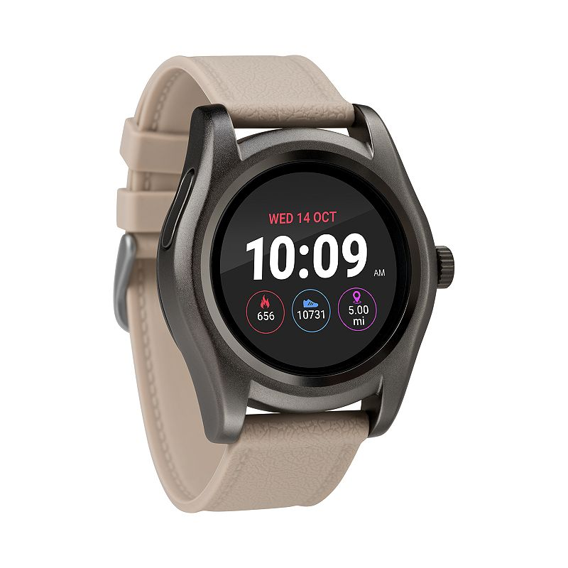 UPC 194366000108 product image for Timex Men's iConnect Smart Watch - TW5M31900SO, Size: Large, Brown | upcitemdb.com