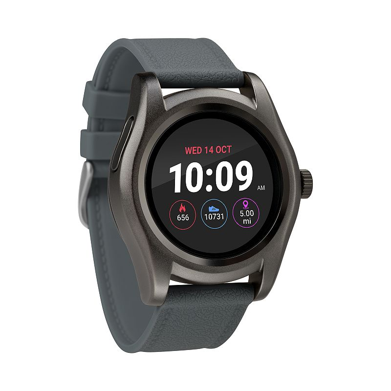UPC 194366000078 product image for Timex iConnect Smart Watch - TW5M31600SO, Size: Large, Grey | upcitemdb.com