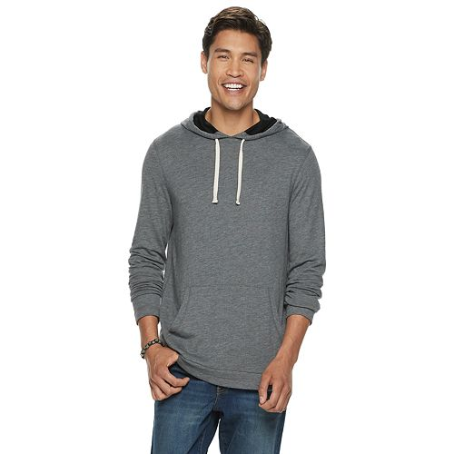 Men's SONOMA Goods for Life™ Double Knit Popover Hoodie