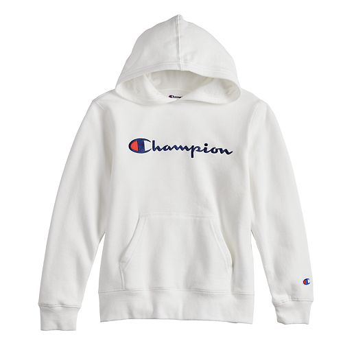 Boys 8-20 Champion Fleece Heritage Pullover Hoodie