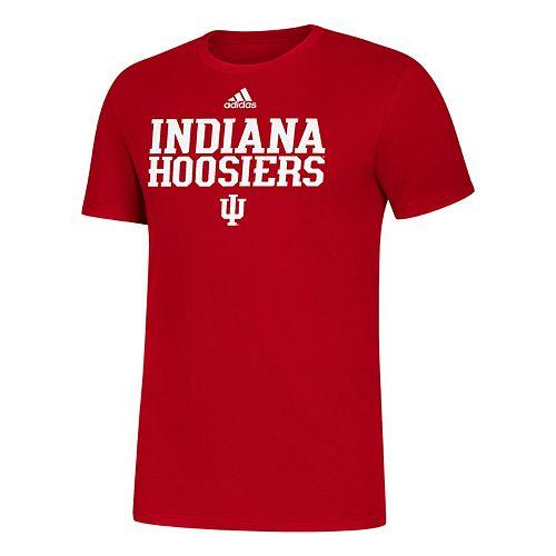 Men's adidas Indiana Hoosiers Amplifier Tee