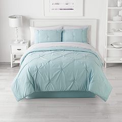 The Big One® Reversible Pinch Pleat Comforter Set
