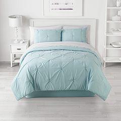 The Big One® Reversible Pinch Pleat Comforter Set